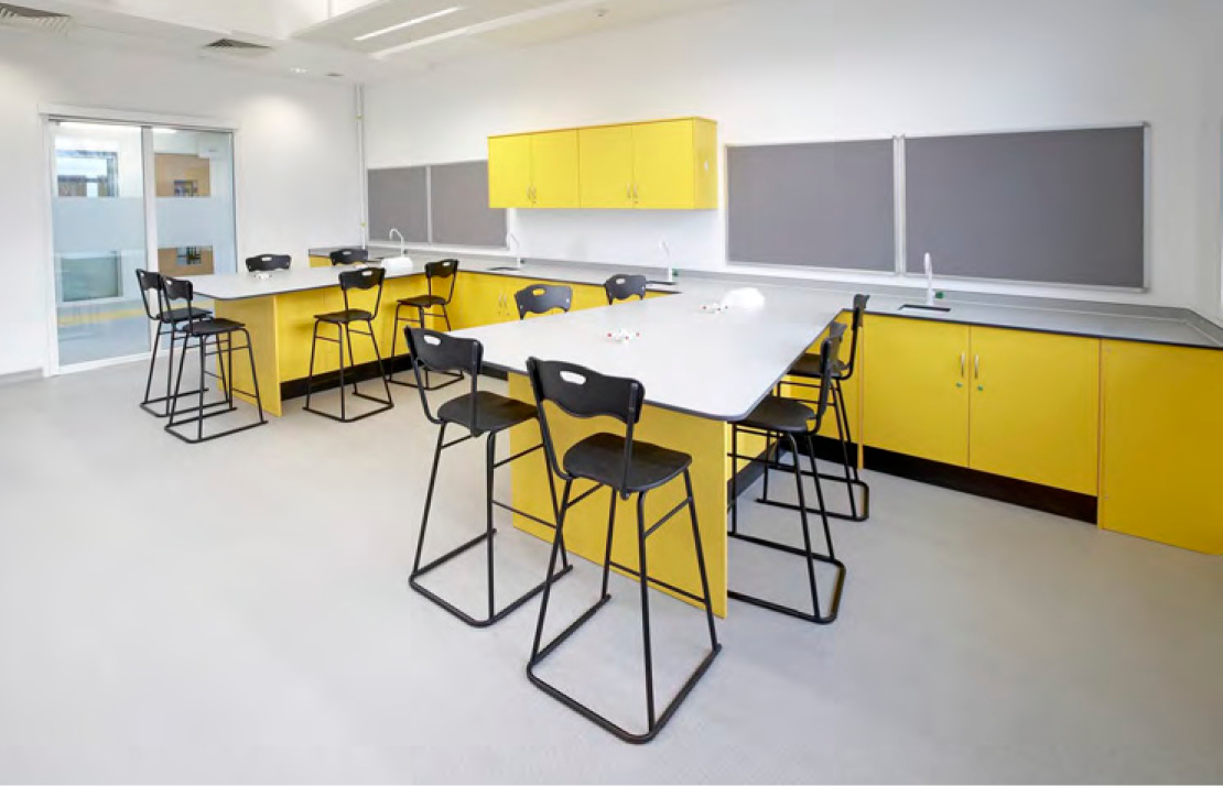 Room Design Service for Technology Subjects