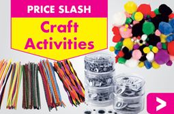 Craft Activities Everyday Low Prices Range