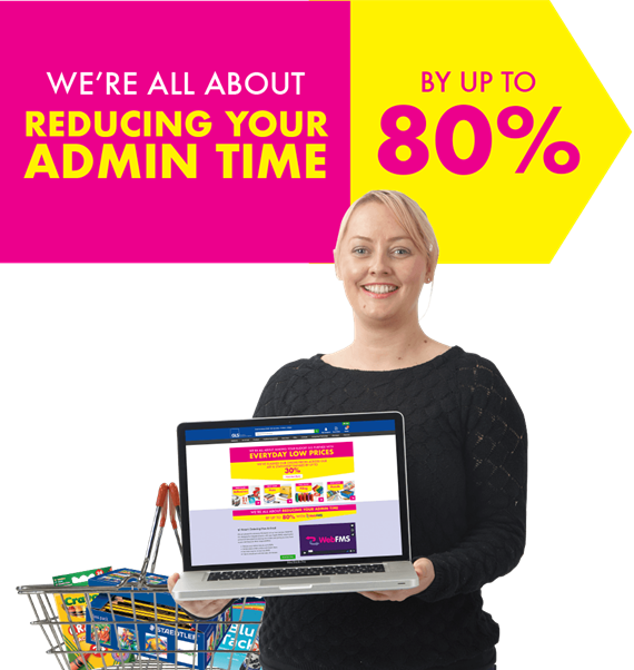 Reducing Your Admin Time By Up to 80%