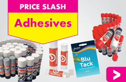 Adhesives Everyday Low Prices Range