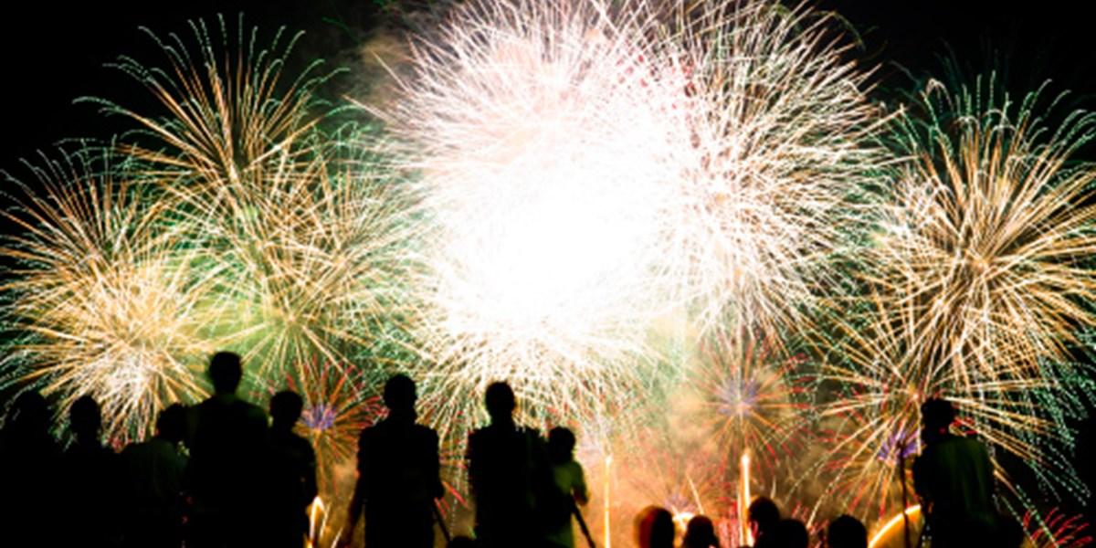 Firework Safety: Do's and Don'ts [Infographic] | GLS