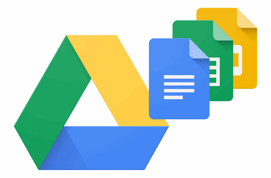 Google suite of tools
