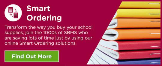 Smart Ordering - transform the way you buy your school supplies