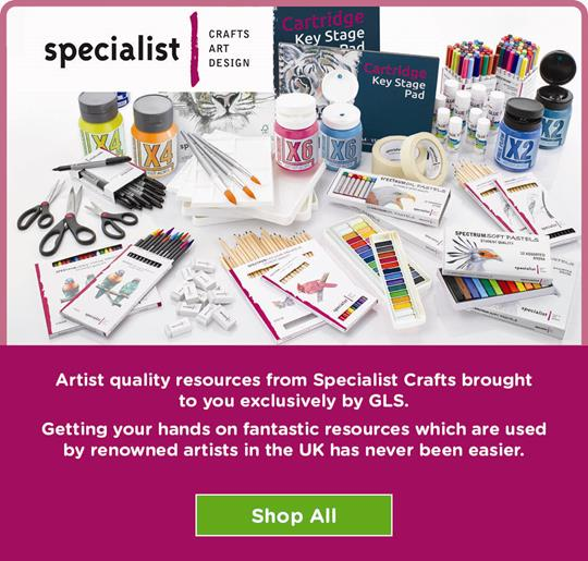 Artist quality resources form Specialist Crafts