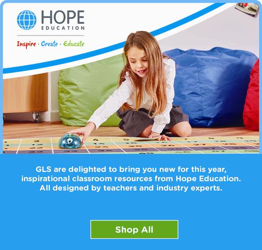 Inspirational classroom resources from Hope Education