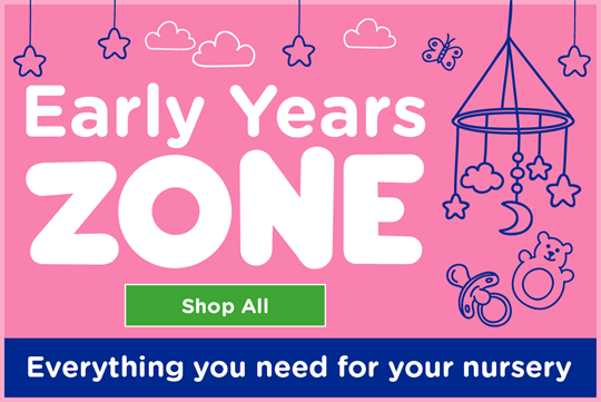 Early Years Zone - everything you need for your nursery