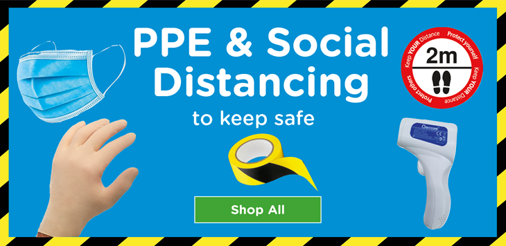 PPE & Social Distancing