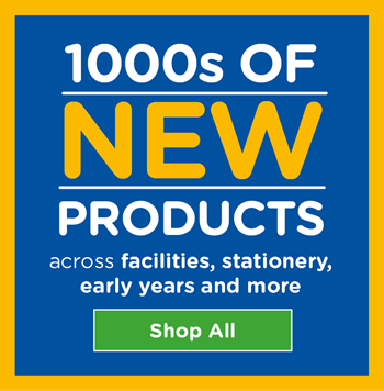 1000s of new products
