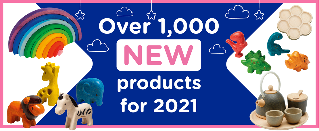 Over 1,000 NEW products for 2021