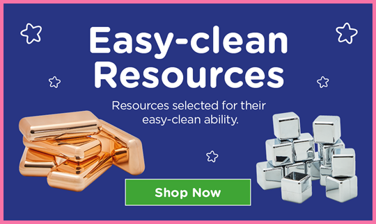 Easy-clean Resources